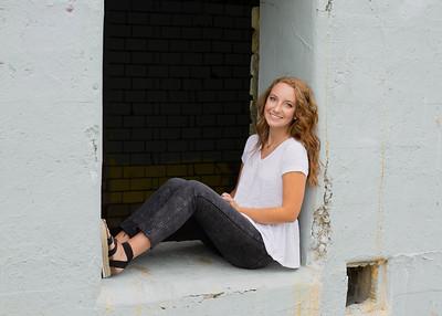 Siobhan's Senior Photos