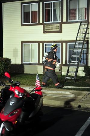10/11/2010 Kitchen Fire at Joe Baker Apartments