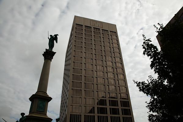 2014 Telegram & Gazette building Worcester