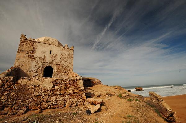 Cap Beddouza Temple