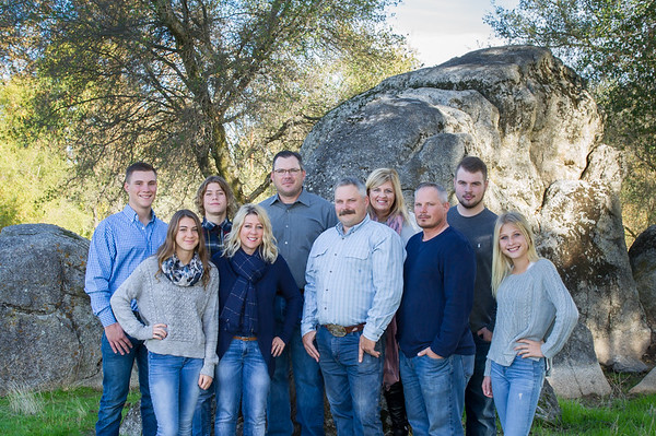Rose Family Portraits Retouched Proofs