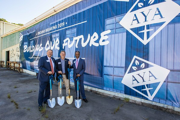 Atlanta Youth Academy Ground-Breaking