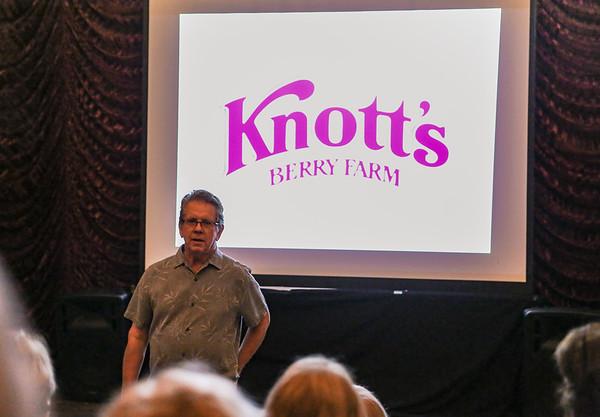 Nov 2019 Knott's Berry Farm History