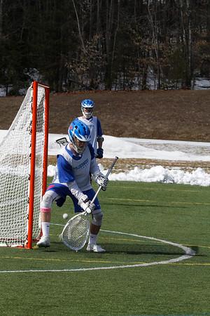Boys' Varsity Lacrosse vs. Pomfret: April 11