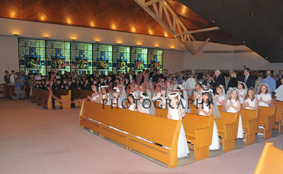 St. Joseph's Communion-PM Mass