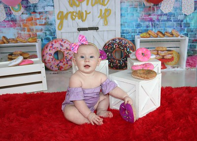 Tinsley please  donut grow up | April 2021
