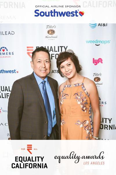 EQCA Equality Awards 2018 - Los Angeles