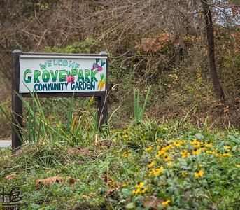 Grove Park Community & Pollinator Gardens