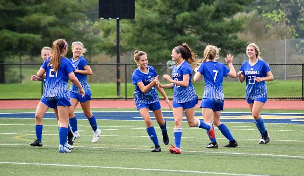 O'Connell (VA) vs. Bullis (MD) girls soccer