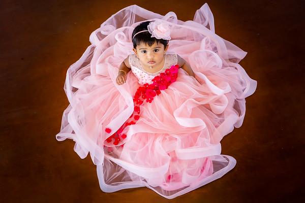Aapti's 1st Birthday