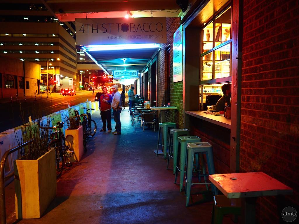 4th Street Tobacco - Austin, Texas