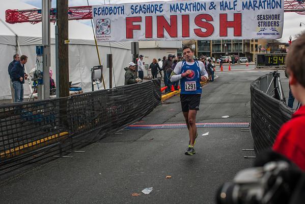 2013 Rehoboth Seashore Marathon