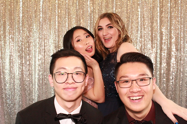 May 2, 2019 - Dr. G. W. Williams Prom Photo Booth