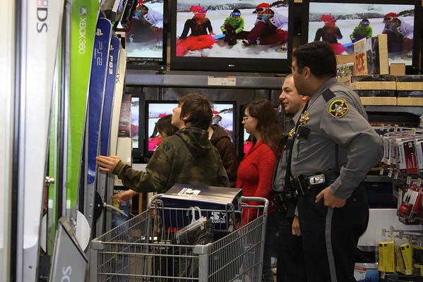 Shop with a Cop 2009