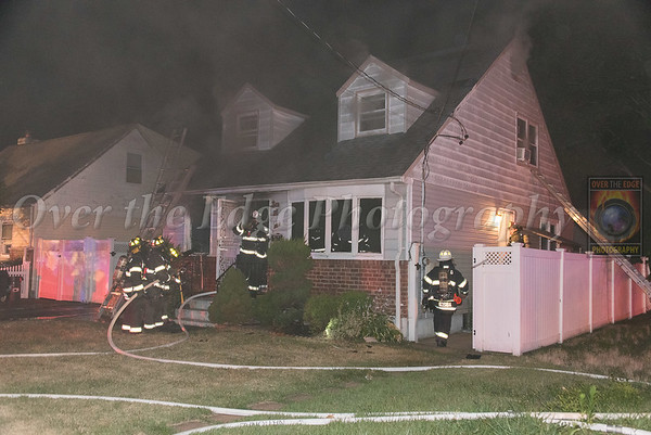 East Meadow House Fire 07/13/2018