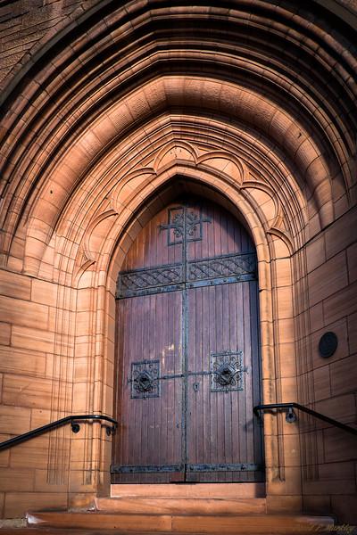 Majestic Doorway