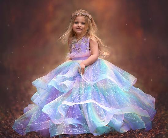Lexa Woodland Princess