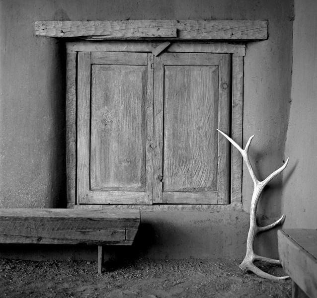 'The Gathering Place' Taos Pueblo, NM   (limited edition of 100)