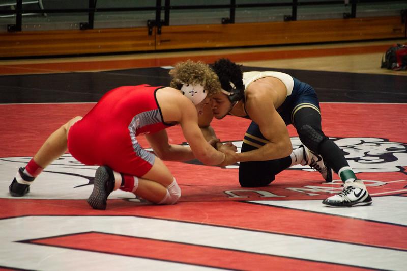 Wrestling vs Pitt