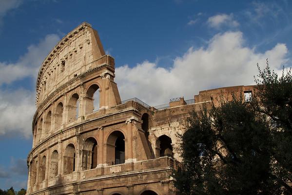 Cruise-Rome/Pompeii