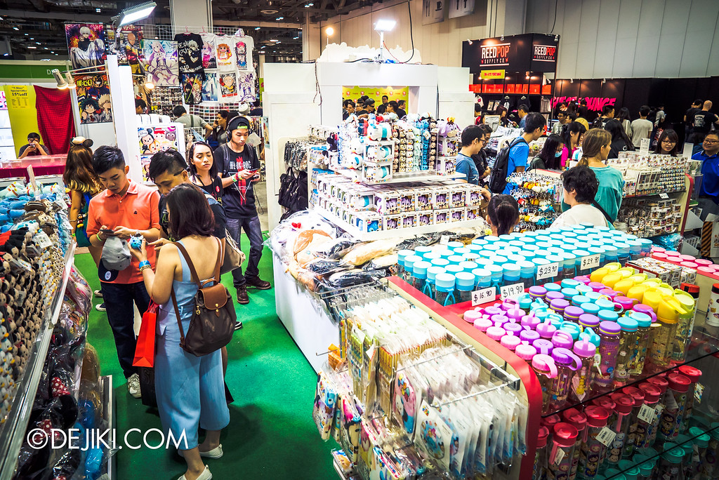 STGCC 2016 - Tsum Tsum stall