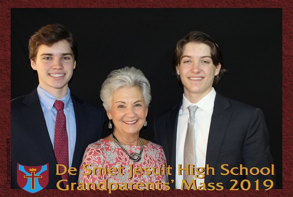 De Smet Grandparent's Mass