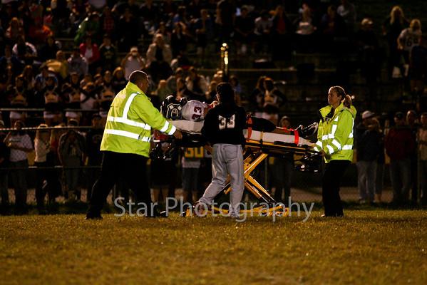Cloudland Vs Avery High School Football 09-10-10