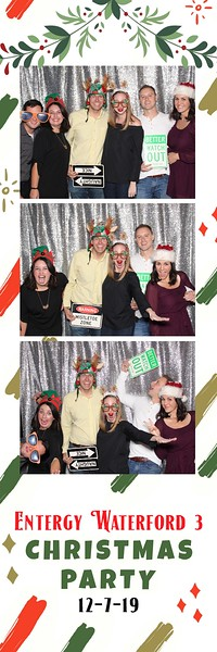 Entergy Wayerford 3 Holiday Party 12.7.19 @ Fulton Alley