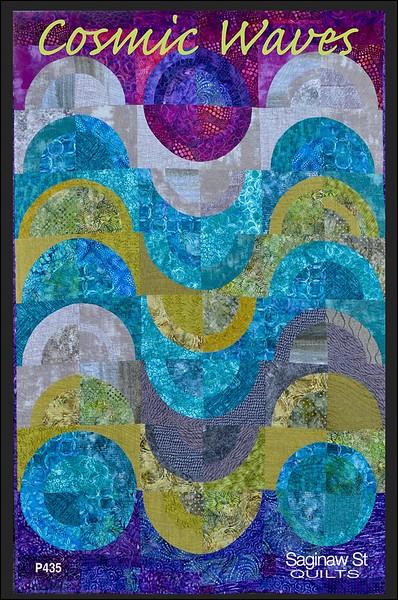 P435 - Cosmic Waves