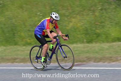 Valley Striders CC 25 mile TT (Yorkshire Spoco) 8th July 2017, Boroughbridge.