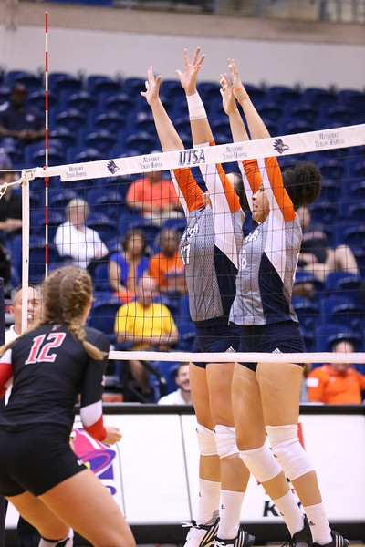 UTSA vs Texas Tech (Volleyball @ UTSA)