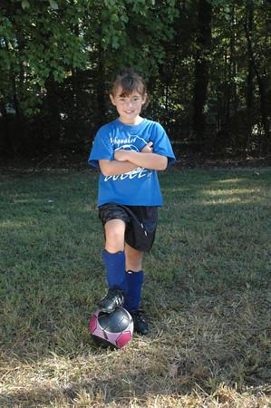 Earthquakes Fall Soccer 2010