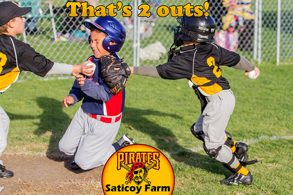 2014 Pirates Farm - Saitcoy LL - 2