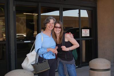 2007, May Laura's Visit