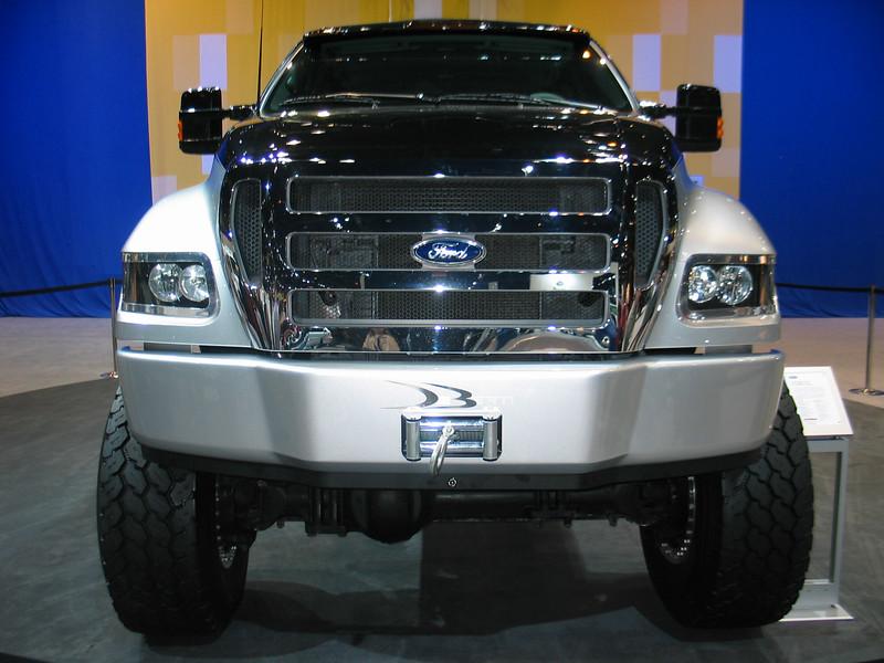 2007 Ford F-650 (DeBerti Designs)