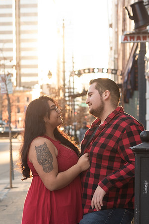 The Engagement of Tiffanny & Raul