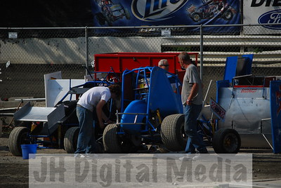 Deming Speedway - June 5th, 2009 - Conoco Phillips Night