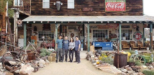4-2-19 Eldorado Canyon ATV/RZR Goldmine Tour