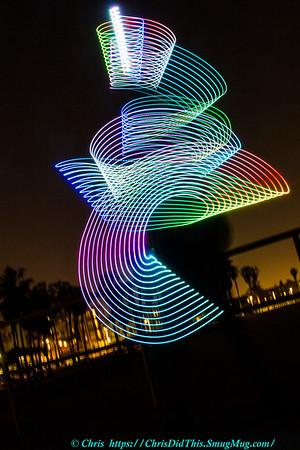Venice Light Paints 2019 May 16