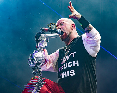Five Finger Death Punch at Hollywood Casino Amp 8/7/18