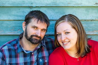 Gina & Tim Fall 2015