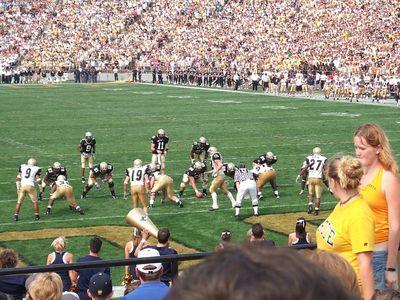 Purdue vs Akron - Sept. 2005