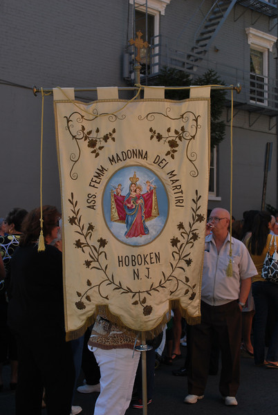 The Feast of  Madonna Dei Marteri