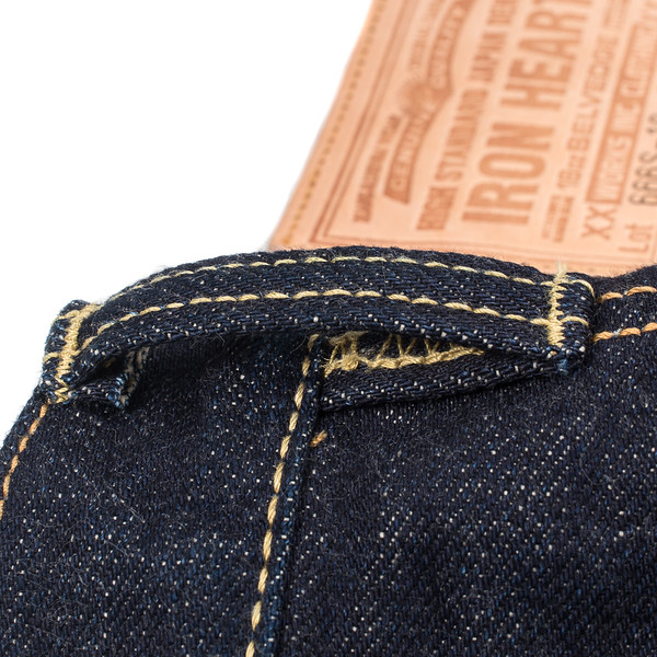 IH-666S-18 - Indigo 18oz Vintage Selvedge Denim Slim Straight Cut-8163.jpg