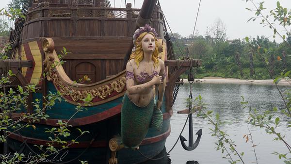 Shanghai Disneyland, Shanghai, Disneyland, Adventureland, Treasure Cove, Treasure, Cove