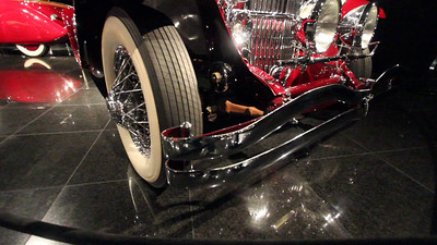 Blackhawk Auto Museum Video Footage - October 2013