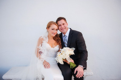 Rich and Jessica Wed