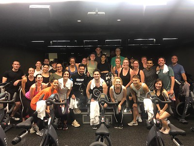 Equinox's Cycle for Special Olympics New York
