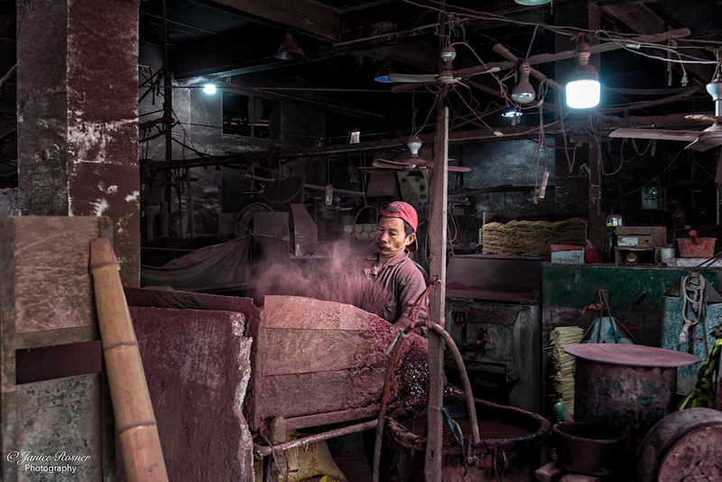 incense factory worker 2