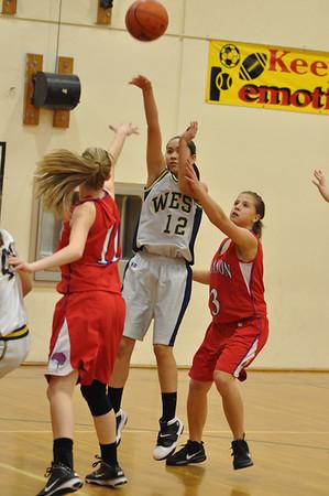 Lebanon vs. WA gm 2 Frosh\JV\Varsity Girls Basketball